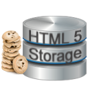 HTML 5 Storage is better, but cookies aren't gone yet