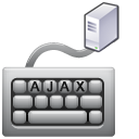 ajax-keydown