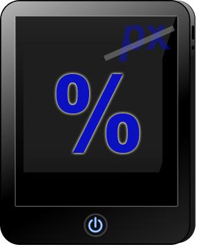 Responsive percent