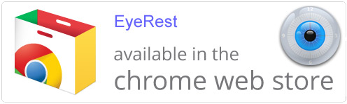 Eye Rest in Chrome Web Store